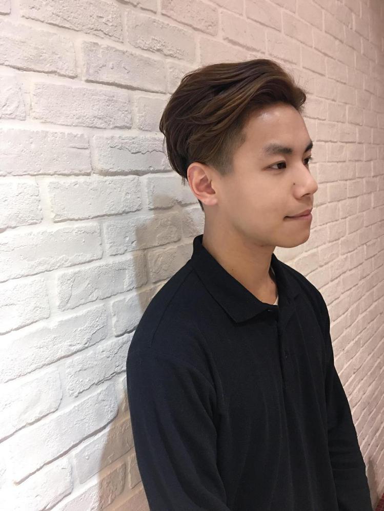 髮型創作/Mini。圖/StyleMap提供