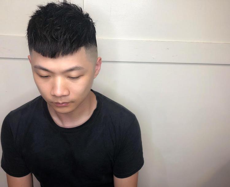 髮型創作/Sun。圖/StyleMap提供