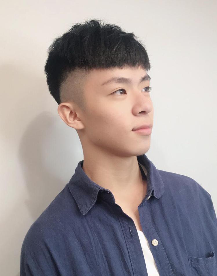 髮型創作/Victor。圖/StyleMap提供