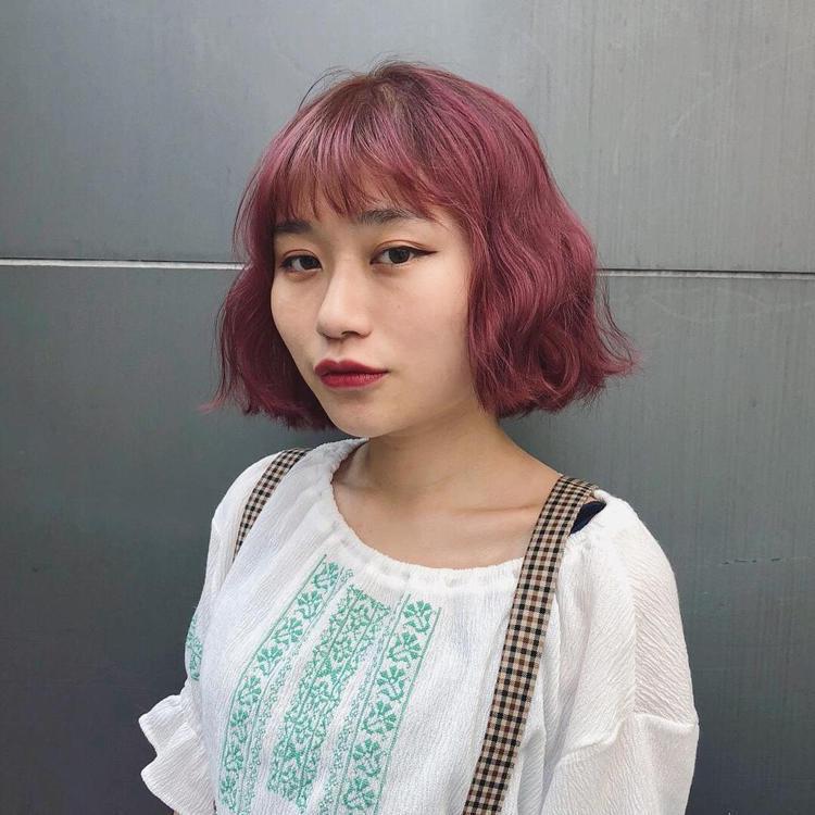 髮型創作/Lynn Liu。圖/StyleMap提供