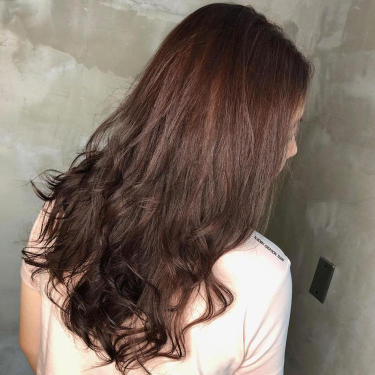 髮型創作/Nan NB。圖/StyleMap提供