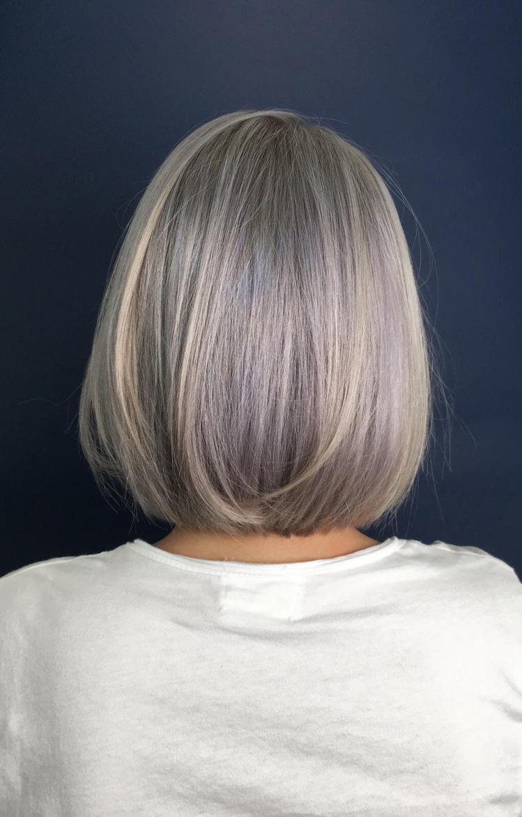 髮型創作/莊任。圖/StyleMap提供