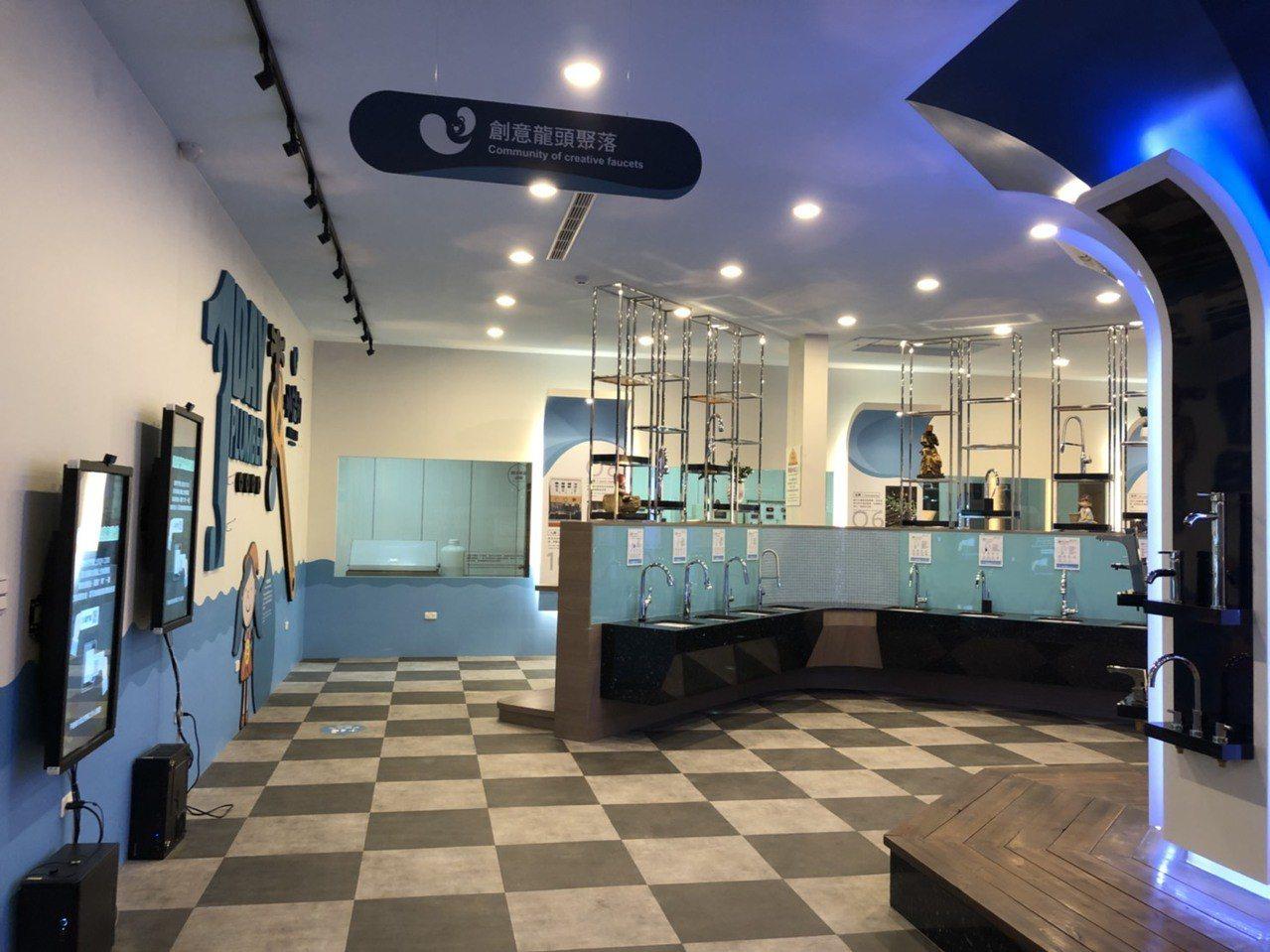 台灣第一座以介紹水龍頭為主題的觀光工廠「水銡利廚衛生活村」,已通過經濟部觀光工廠...