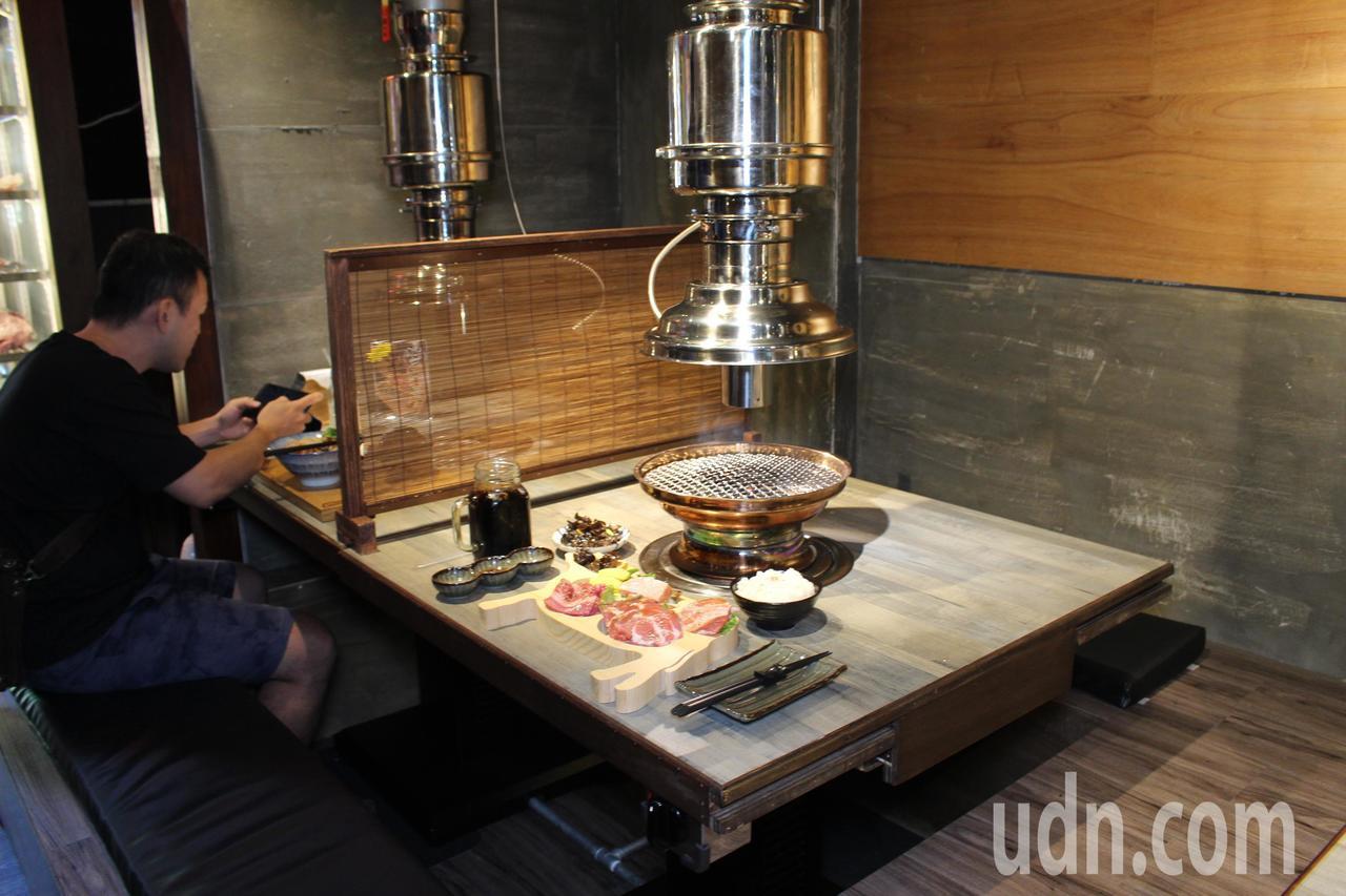 響燒肉的「邊緣人套餐」單身者不怕找不到朋友一起吃燒肉,如果需與人併桌,店家還貼心...