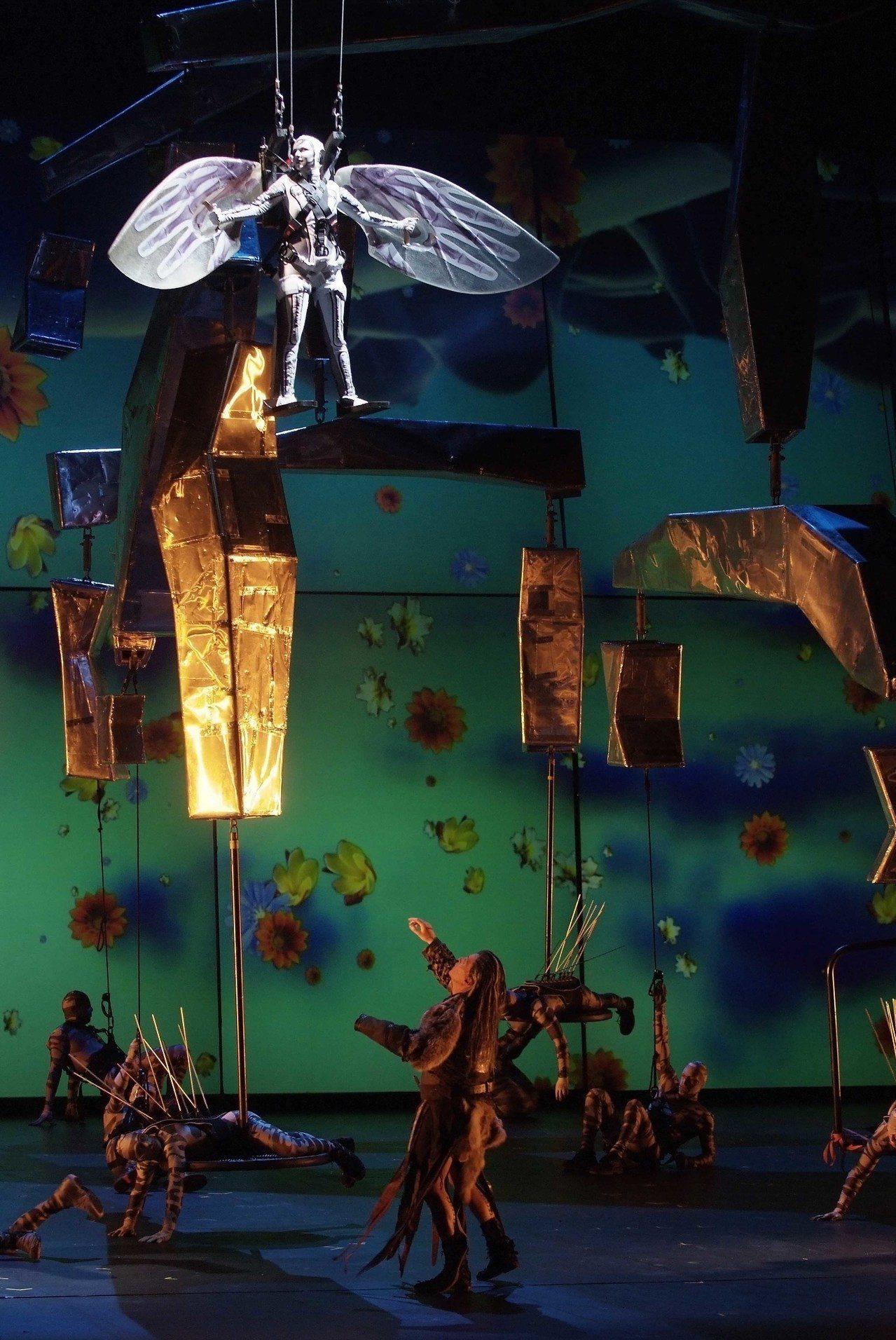 華格納歌劇《指環》第三部《齊格飛》。圖/台中國家歌劇院提供