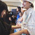 倫敦時裝周/女神卡卡也愛的設計 黃薇把台灣帽子工藝帶到國際