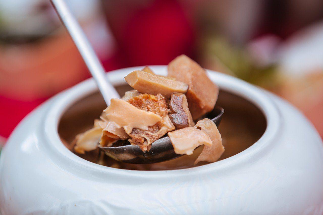 阿勇家「潮式佛跳牆」。圖/台南美食節提供