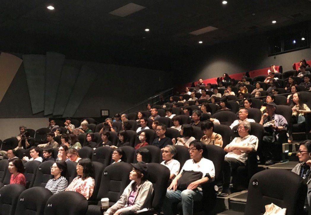 「小美」在福岡電影節引起熱烈迴響。圖/甲上提供