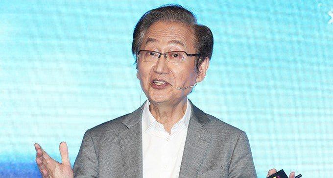 華碩董事長施崇棠。
