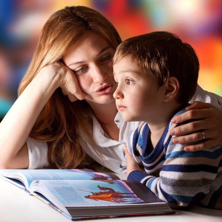 聽故事可以學到很多人生道理。 圖片/ingimage