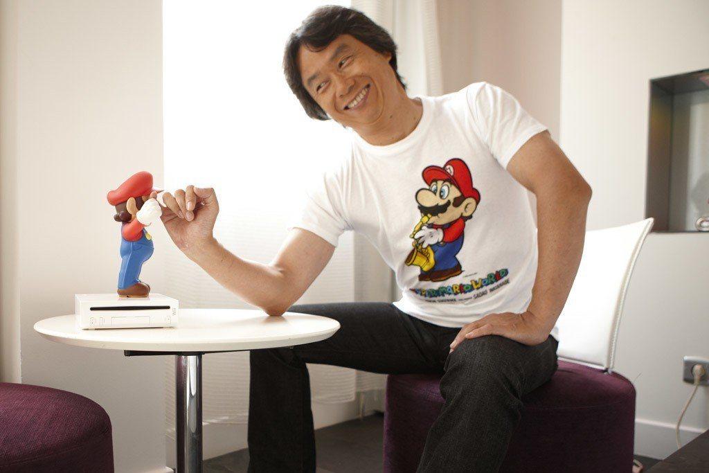 箱庭理論來自遊戲製作人宮本茂,他的作品幾乎都是以此理論製作。