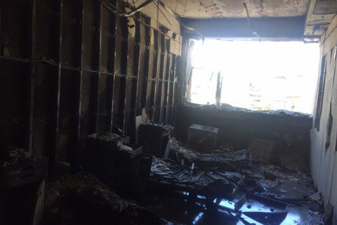 新北市新店區中正路私立樂活老人長照中心2016年7月發生大火,造成6死28傷的慘...