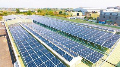 最大的全民電廠「擔仔六號」。圖/陽光伏特家提供