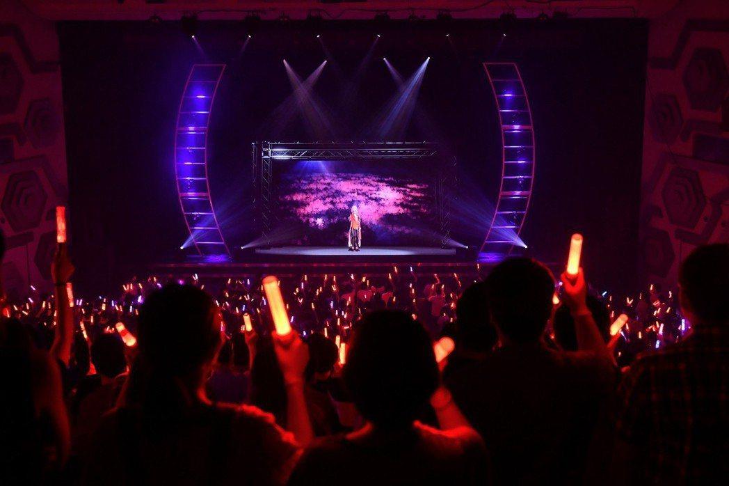 日本虛擬偶像「EGOIST」16日在福岡舉辦「EGOIST ASIA TOUR ...