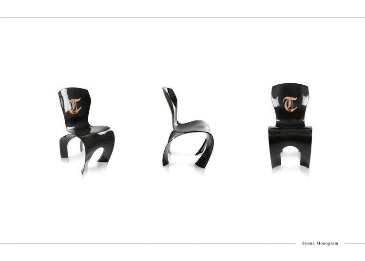 TecknoMonster把碳纖維的特性發揮的淋漓盡致,甚至還能訂購傢俱。圖/T...
