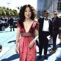艾美獎首位亞裔入圍最佳女主角!吳珊卓驚艷紅毯