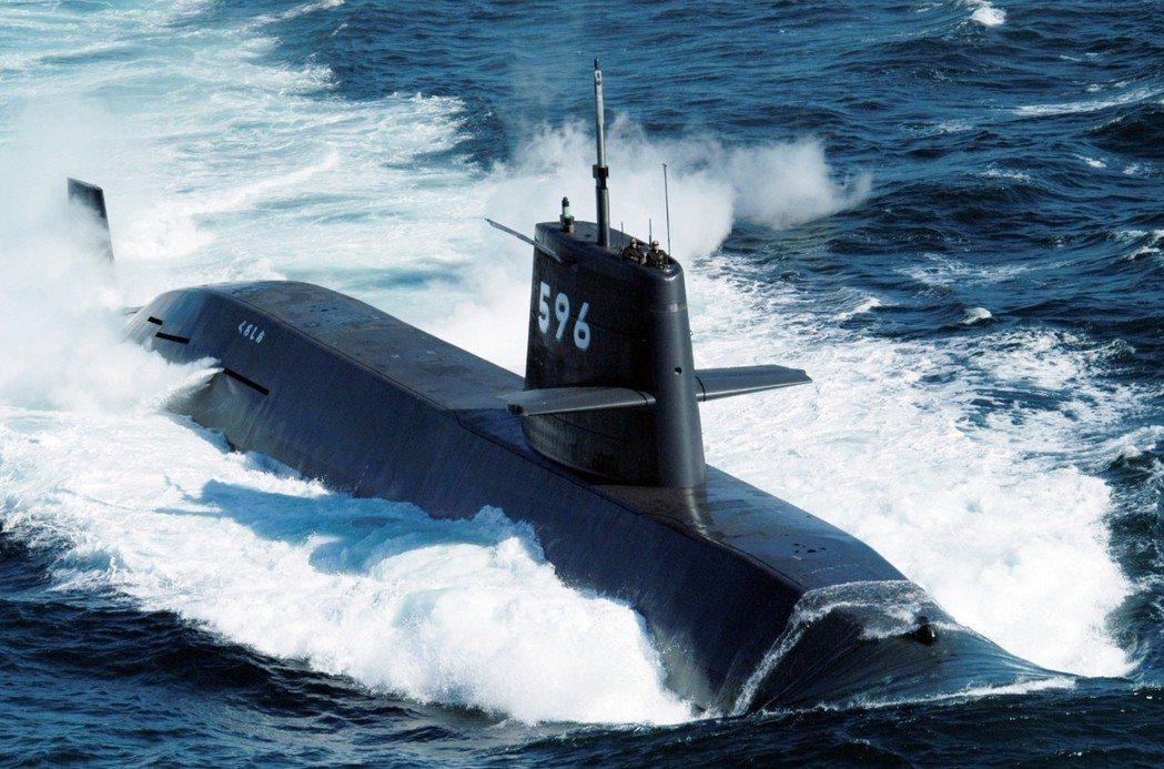 不沉默的艦隊:日本海上自衛隊首宣布「南海潛艦軍演」