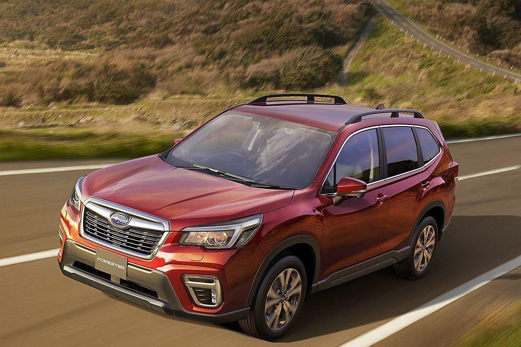 Subaru汽車表示全新第五代Forester在日本市場已接獲13,282張訂單...