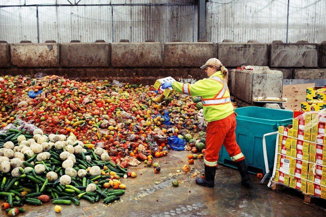 「全球所生產的糧食,有30%至50%遭受浪費與損失。」糧食浪費主要是富裕國家的問...