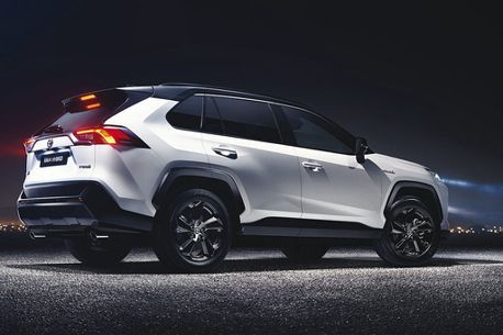 2.5升Hybrid動力即將登場 第五代Toyota RAV4英國售價公佈