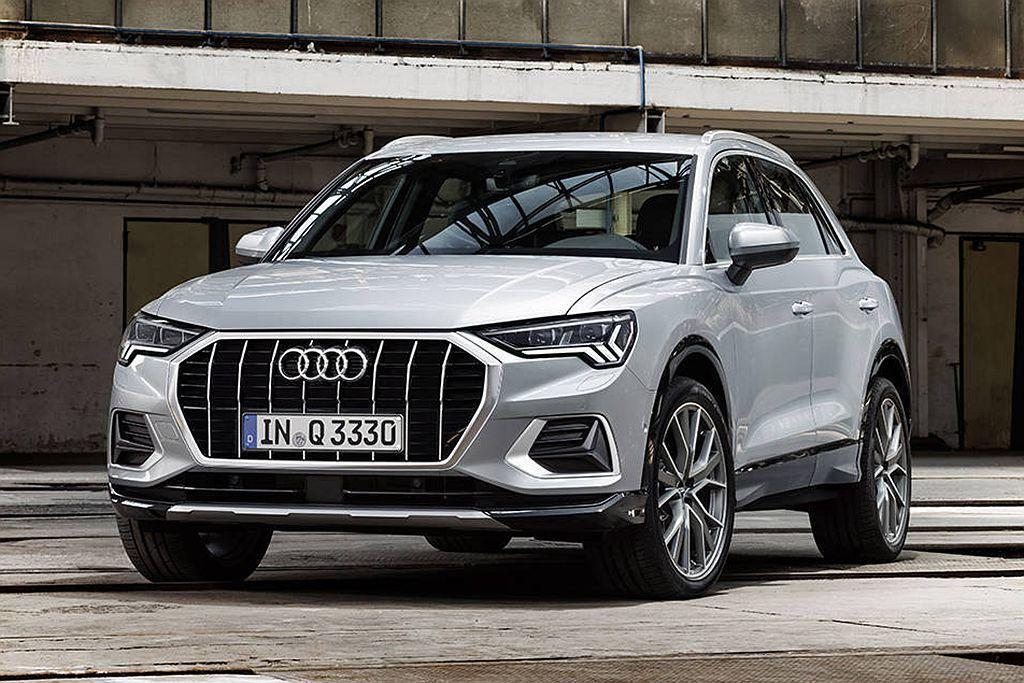 新世代Audi Q3。 圖/Audi提供