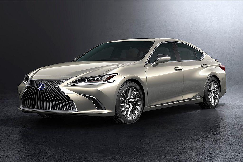 Lexus ES Hybrid。 圖/Lexus提供