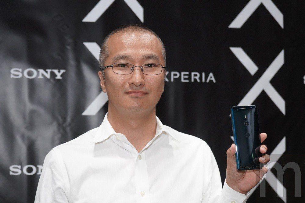 此次 同樣 針對 Xperia XZ3 設計 進行 詳細 解說 的 Sony Mobile 資深 產品 ...