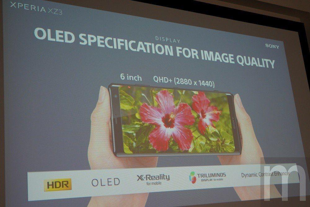 首度 採用 OLED 螢幕, 並且 加強 HDR 內容 等 設計