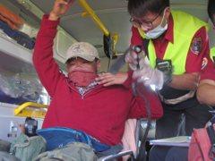 直升機飛5趟救下葉姓山友 他拍拍屁股走了