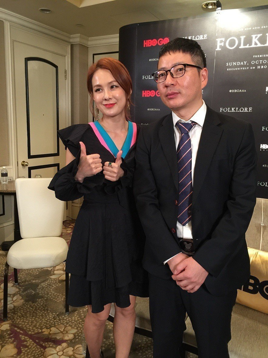 蔡妍是導演李尚宇心目中的女主角首選。記者蘇詠智/攝影