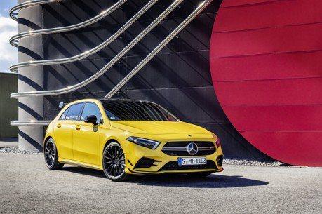 叫陣Golf R和Audi S3!性能入門Mercedes-AMG A35 4MATIC正式發表