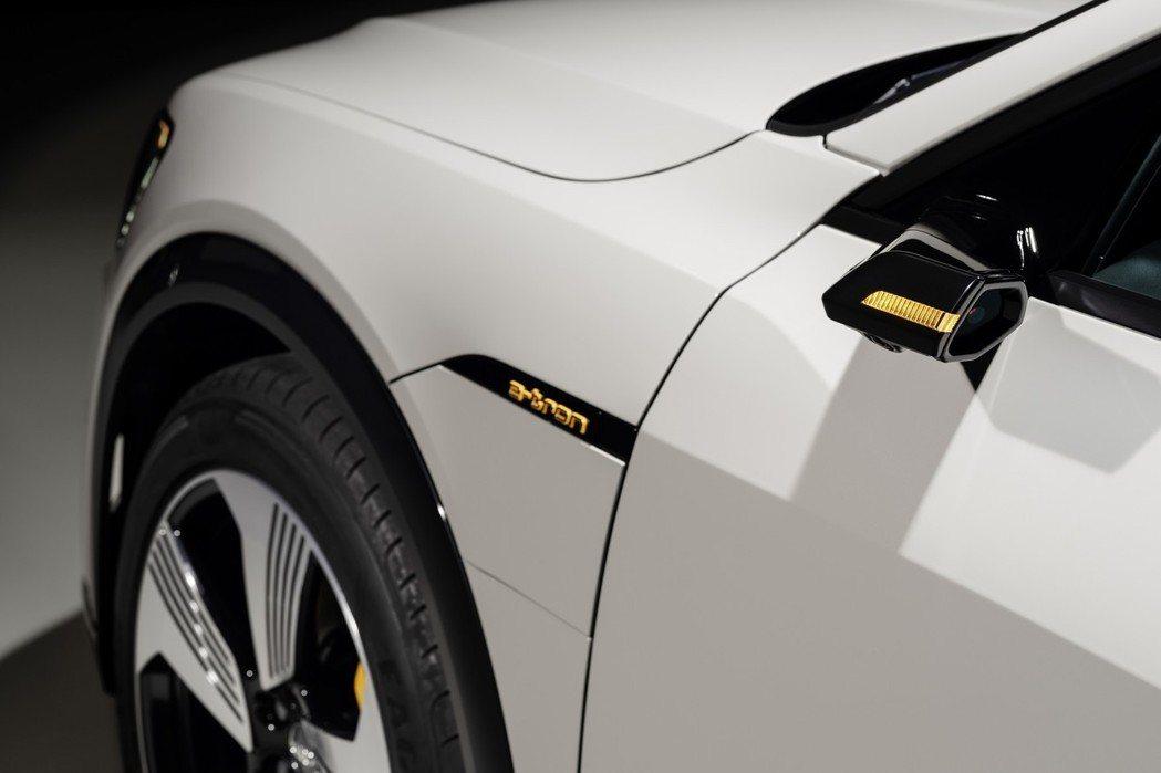 Audi E-Tron是全球第一款搭載數位後視鏡的量產車。 摘自Audi