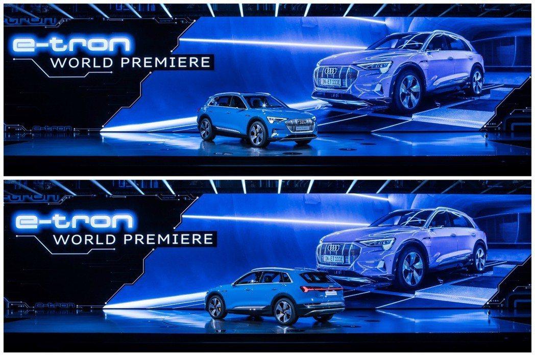 全新Audi e-tron已在九月初就開始於比利時布魯塞爾工廠進行量產作業。 摘...