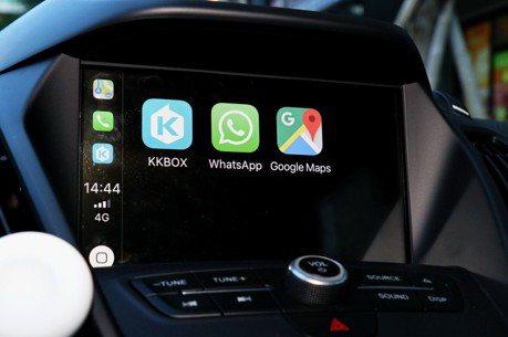 你今天更新了嗎? 實測Apple CarPlay新增Google地圖
