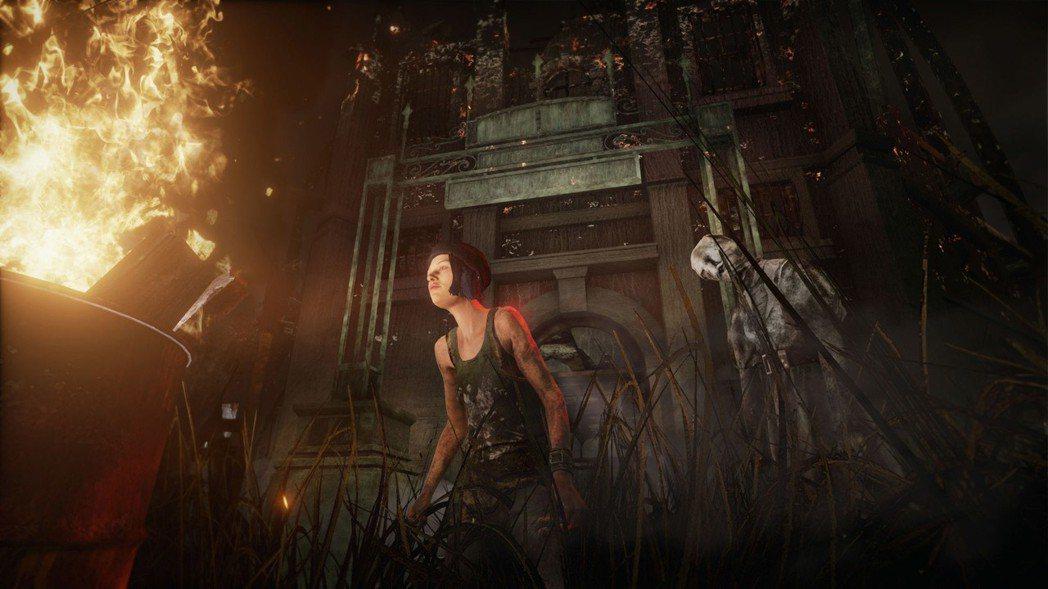 《黎明死線》遊戲畫面。圖/截自Steam