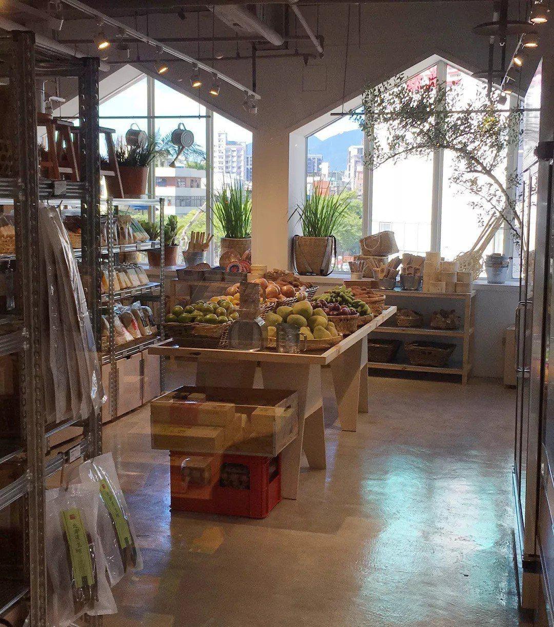 「神農市場」推動小農安心食材,此次首度以「神農生活X食習」登場。