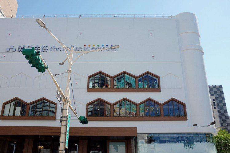 FLIPPER'S台灣首店進駐誠品南西店3樓。圖/記者沈佩臻攝影