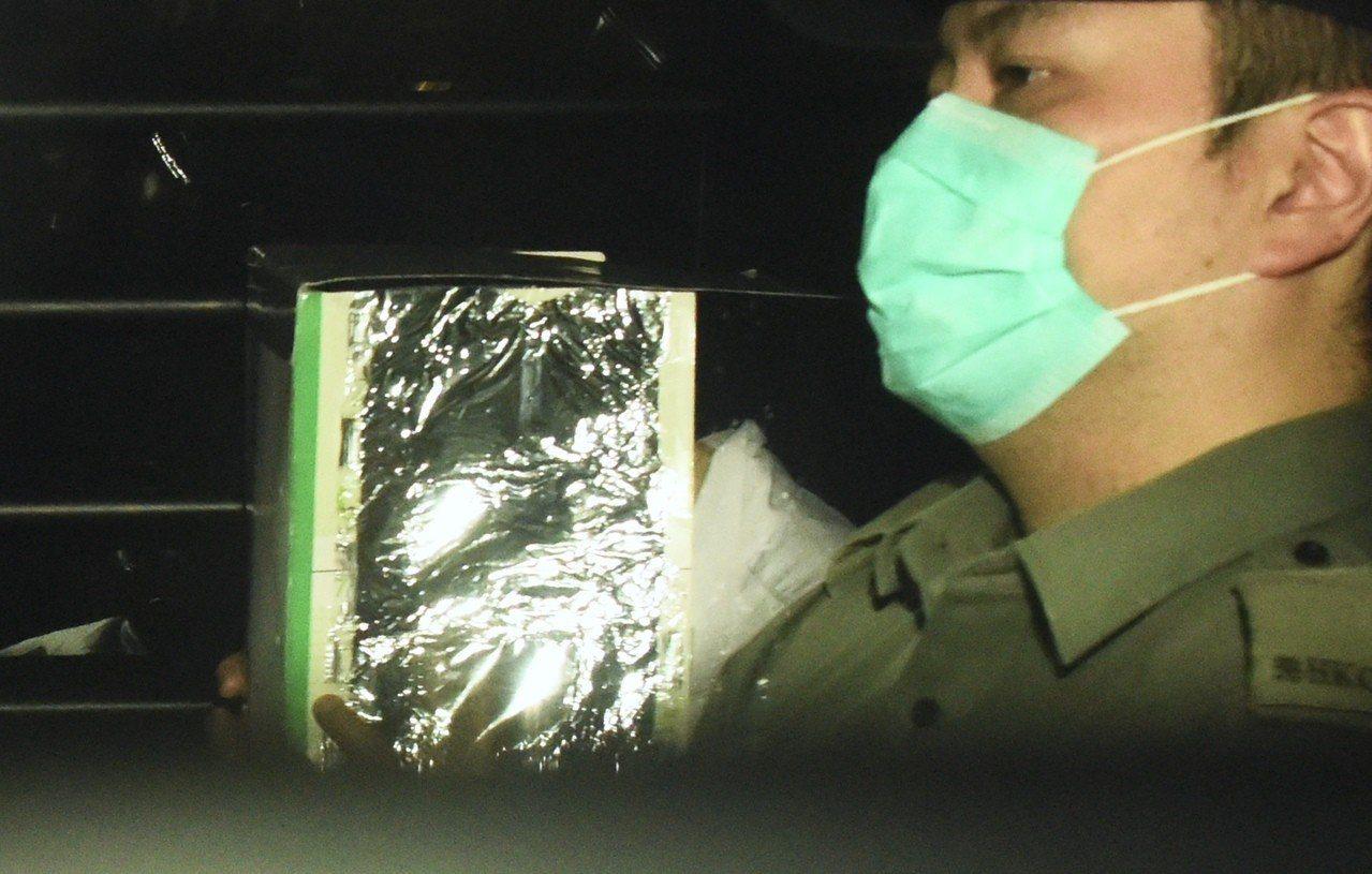 中大副教授許金山謀殺罪成囚終身。圖/擷自香港中國通訊社
