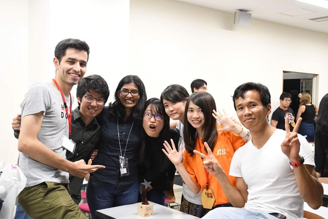 日本企業重視課外活動經驗與團隊合作。圖/林彥欣提供