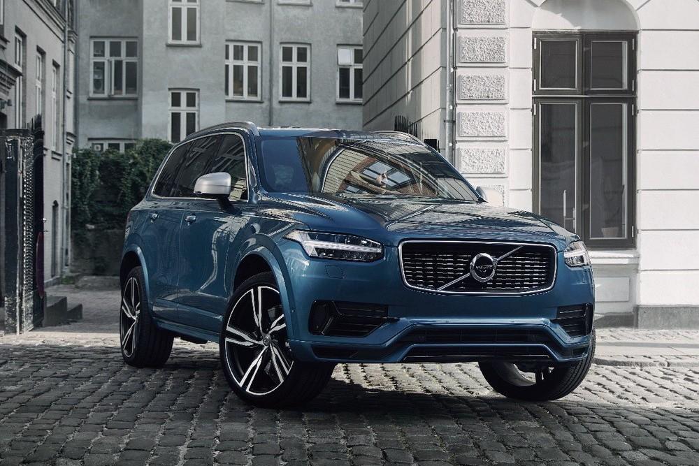 Volvo XC90 2019年式新登場 新增T5 R-Design車型