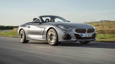 全新BMW Z4細節出爐 sDrive20i、sDrive30i加入陣容