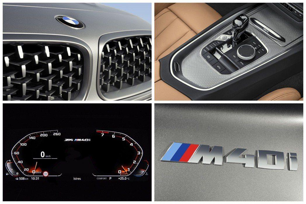 全新BMW Z4。 摘自BMW