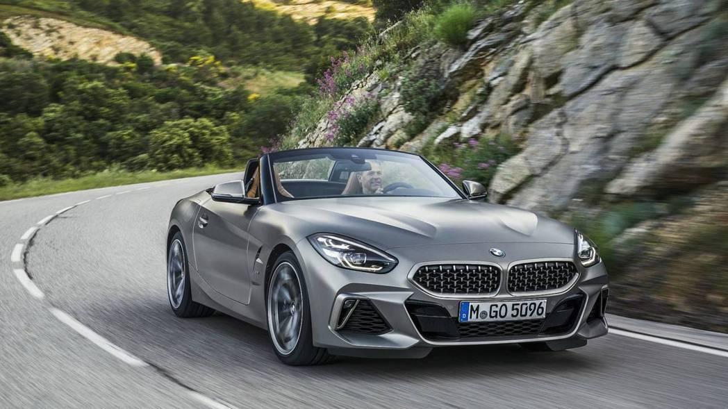 全新BMW Z4將在明年三月陸續於全球各市場販售。 摘自BMW
