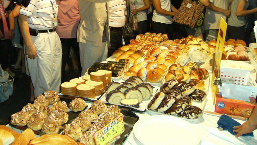 麵包屬於碳水化合物。 聯合報系資料照 記者陳信利/攝影