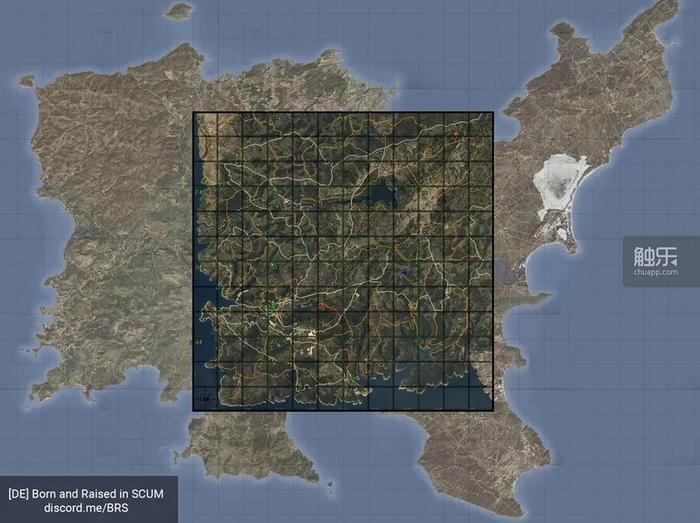 地圖的面積遠超同類遊戲,但跑路也極其浪費時間。
