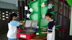 聖食冰箱+蔬菜完食 校園珍食達人讓廚餘量減半