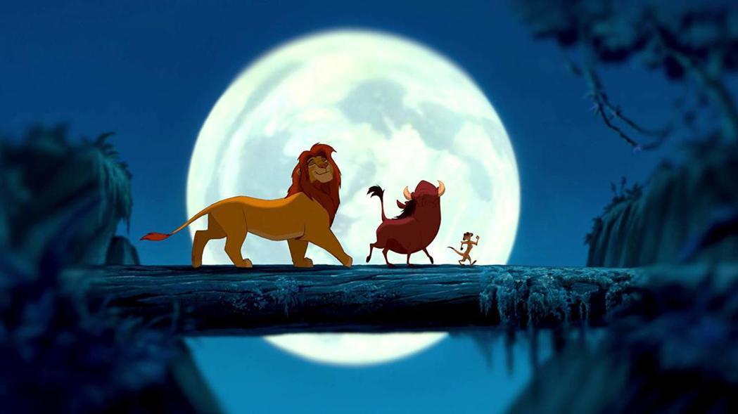 「獅子王」在台灣也曾締造動畫片的票房紀錄。圖/摘自imdb