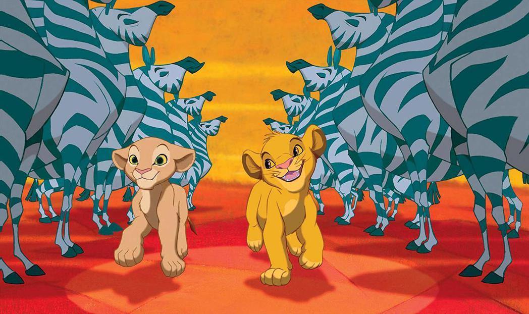 「獅子王」本不被寄予厚望,卻成為迪士尼在1990年代最經典的動畫大片。圖/摘自i...