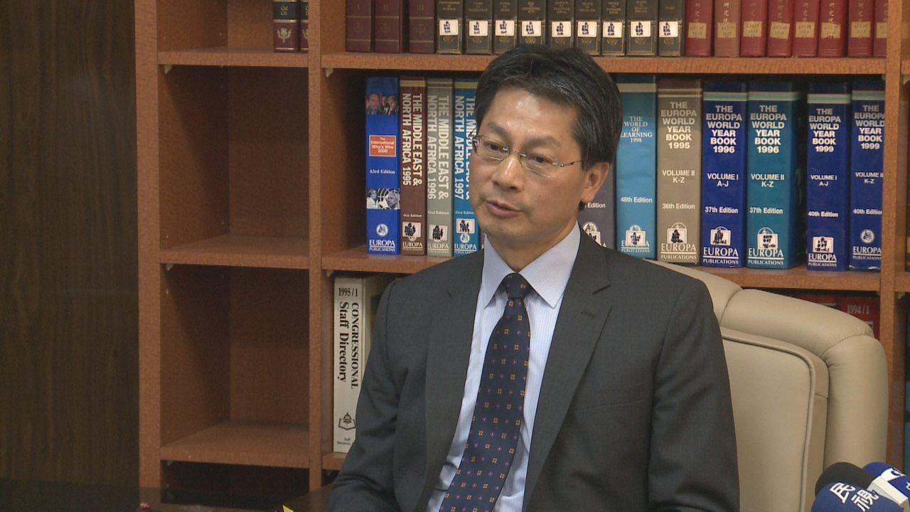 媒體今天披露一份文件,指是駐大阪辦事處處長蘇啟誠輕生前曾回傳外交部的檢討報告,外...