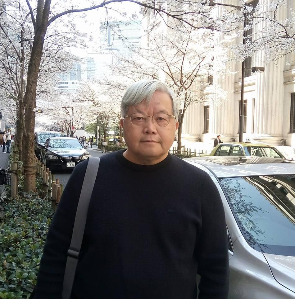 高師大跨領域藝術研究所教授盧明德獲「2018高雄文藝獎」。圖/高雄市文化局提供